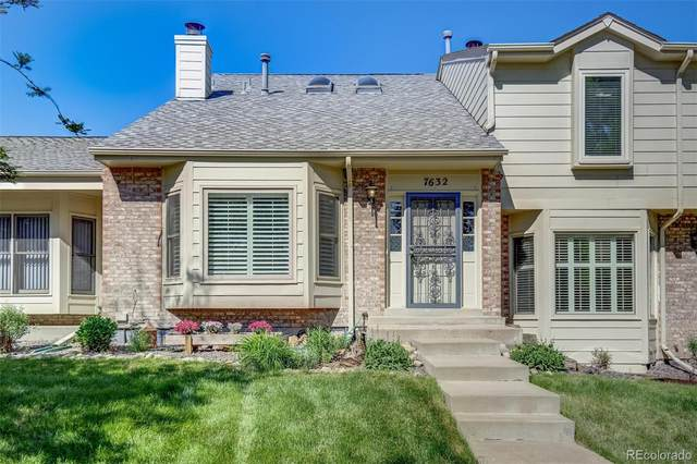 7632 S Cove Circle, Centennial, CO 80122 (#9311118) :: Berkshire Hathaway HomeServices Innovative Real Estate