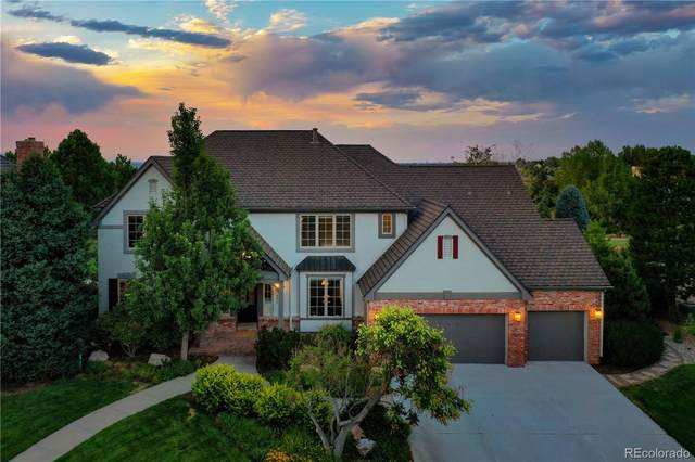 891 Courtland Place, Highlands Ranch, CO 80126 (MLS #9311217) :: 8z Real Estate