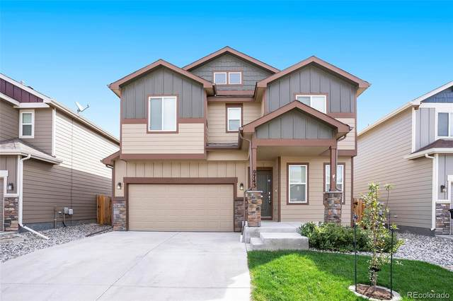9743 Silver Stirrup Drive, Colorado Springs, CO 80925 (#9311398) :: The DeGrood Team