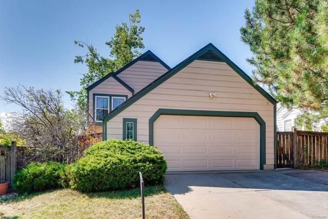 9676 W Friend Place, Littleton, CO 80128 (MLS #9312417) :: 8z Real Estate