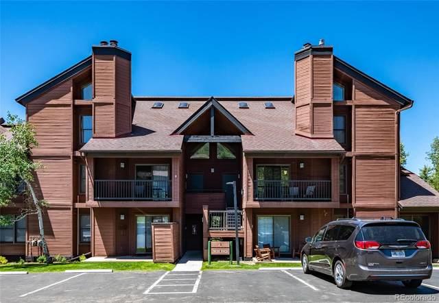 2015 Walton Creek Road #107, Steamboat Springs, CO 80487 (MLS #9312568) :: Bliss Realty Group