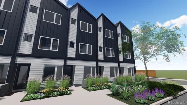 4925 W 10th Avenue #112, Denver, CO 80204 (MLS #9312786) :: Keller Williams Realty