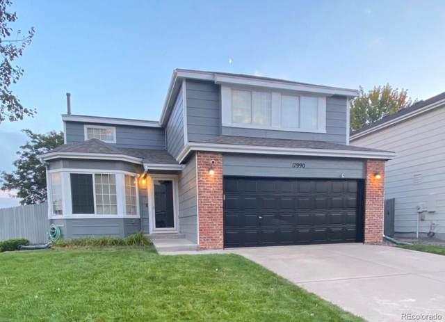 17990 E Brown Place, Aurora, CO 80013 (#9313474) :: Peak Properties Group