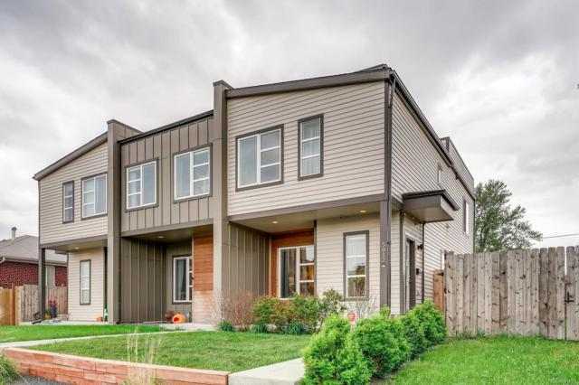 5012 E Thrill Place, Denver, CO 80207 (#9313645) :: Mile High Luxury Real Estate