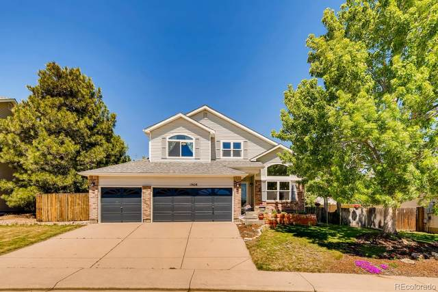 17428 E Bellewood Circle, Aurora, CO 80015 (#9313661) :: The Peak Properties Group
