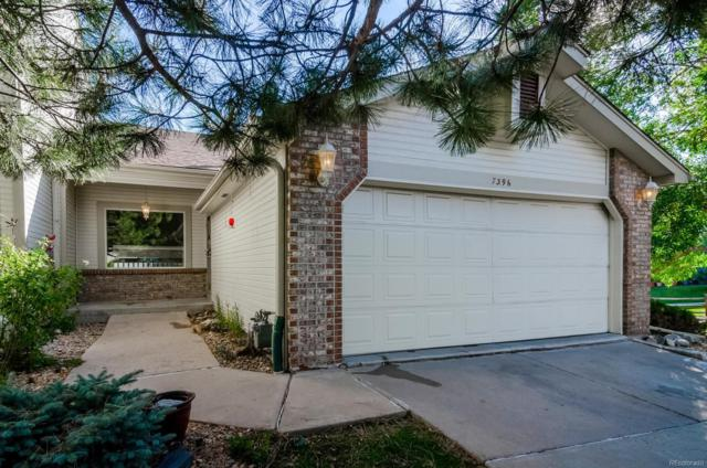 7396 S Independence Street, Littleton, CO 80128 (#9313729) :: House Hunters Colorado