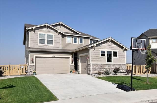 5108 Odessa Lake Street, Timnath, CO 80547 (MLS #9313950) :: Kittle Real Estate