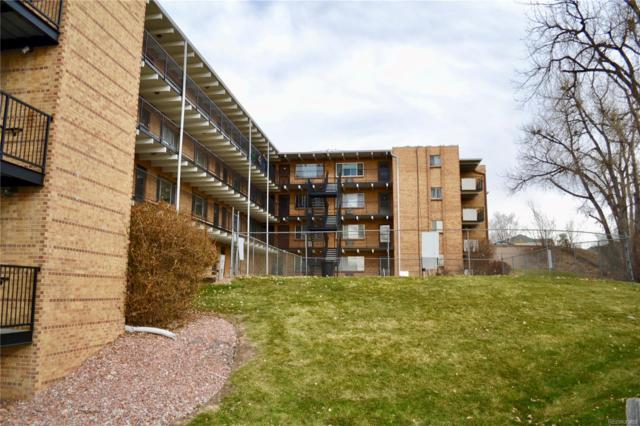 800 W Belleview Avenue #203, Englewood, CO 80110 (#9314597) :: The Peak Properties Group