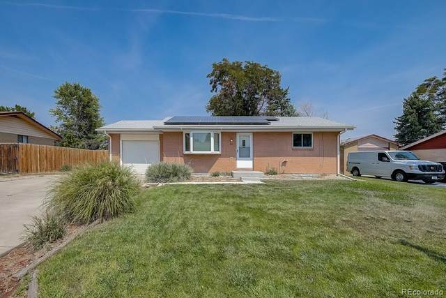 881 W 103rd Avenue, Northglenn, CO 80260 (MLS #9315077) :: 8z Real Estate