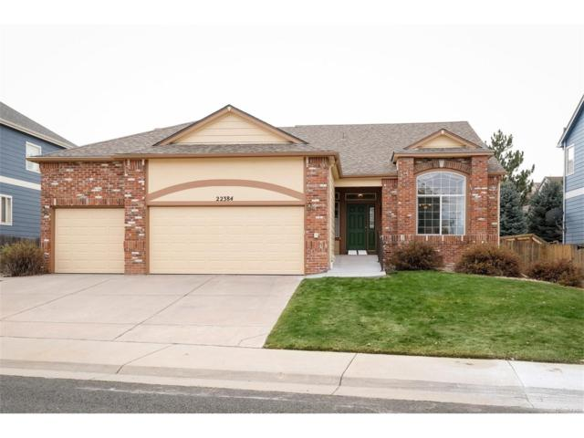 22384 Pebble Brook Lane, Parker, CO 80138 (#9315978) :: Colorado Home Finder Realty