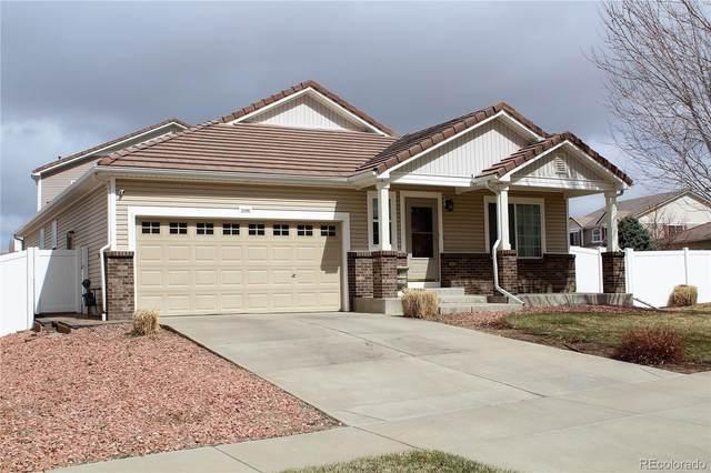 21095 E 53rd Place, Denver, CO 80249 (MLS #9316202) :: 8z Real Estate