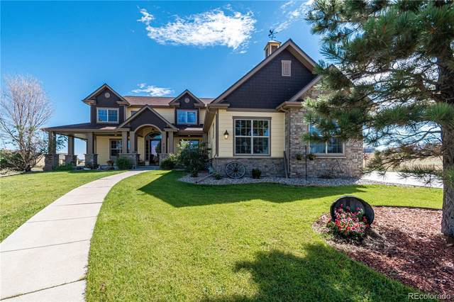 41865 Muirfield Loop, Elizabeth, CO 80107 (MLS #9316772) :: Kittle Real Estate