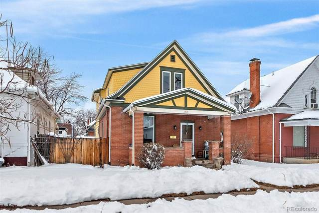 1017 S Emerson Street, Denver, CO 80209 (#9316992) :: Re/Max Structure