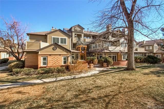 6001 S Yosemite Street C207, Greenwood Village, CO 80111 (#9317038) :: Kimberly Austin Properties