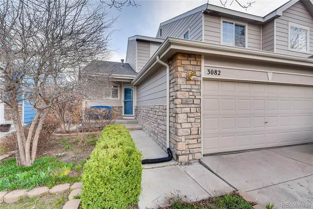 3082 E 106th Avenue, Northglenn, CO 80233 (MLS #9318111) :: 8z Real Estate