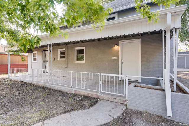 2565 Pierce Street, Lakewood, CO 80214 (MLS #9318116) :: 8z Real Estate