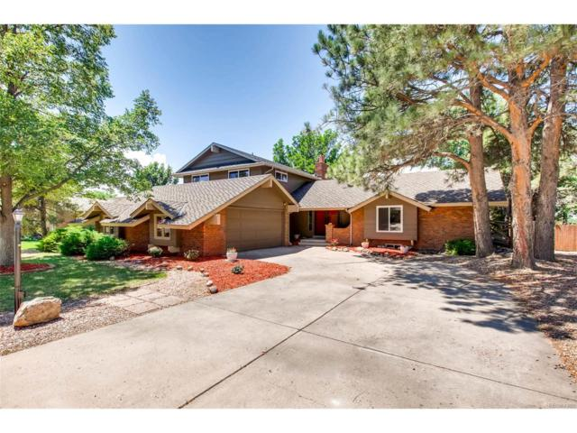 6543 S Heritage Place, Centennial, CO 80111 (MLS #9318119) :: 8z Real Estate