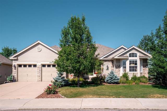 545 Leicester Lane, Castle Pines, CO 80108 (MLS #9318164) :: 8z Real Estate