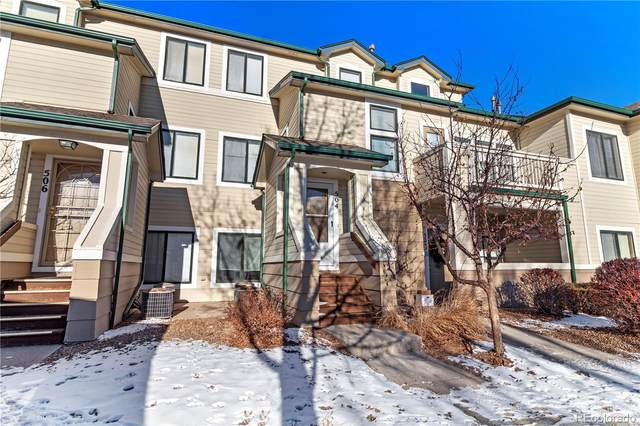 8707 E Florida Avenue #504, Denver, CO 80247 (MLS #9318305) :: 8z Real Estate
