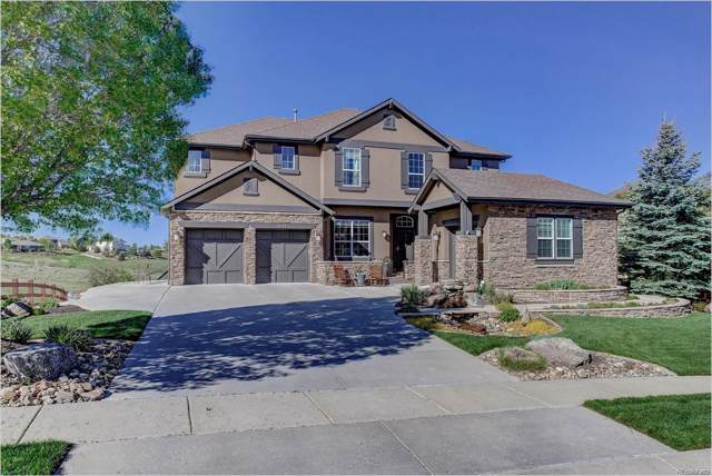 5004 Silver Feather Way, Broomfield, CO 80023 (#9318362) :: James Crocker Team