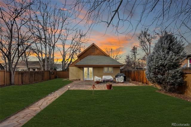 911 S University Boulevard, Denver, CO 80209 (MLS #9319192) :: 8z Real Estate