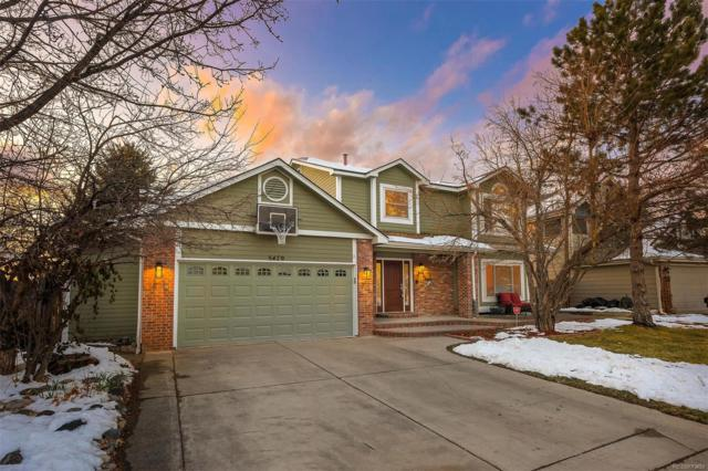 5479 S Kirk Circle, Centennial, CO 80015 (#9319790) :: The Peak Properties Group