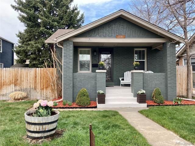 2741 S Logan Street, Englewood, CO 80113 (#9319853) :: HomeSmart