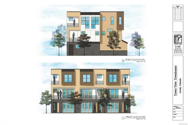 7881 W 51st Avenue B, Arvada, CO 80002 (#9319939) :: Wisdom Real Estate