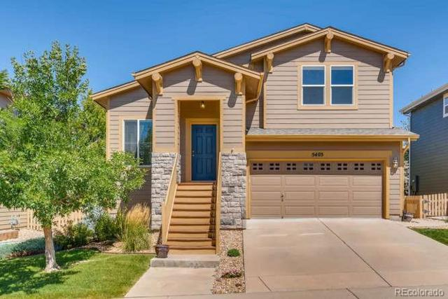 5405 Fullerton Circle, Highlands Ranch, CO 80130 (#9320331) :: The Peak Properties Group