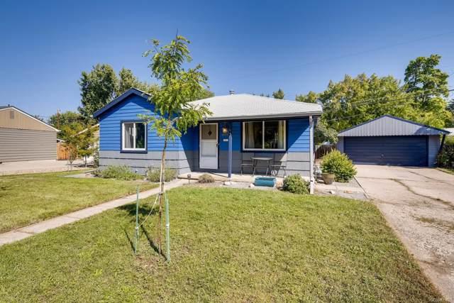 6170 S Bemis Street, Littleton, CO 80120 (#9320360) :: The HomeSmiths Team - Keller Williams