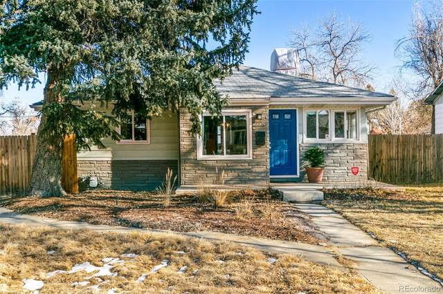 1330 Valentia Street, Denver, CO 80220 (#9320545) :: Venterra Real Estate LLC