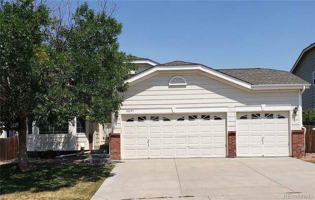 20237 E Tufts Drive, Aurora, CO 80015 (MLS #9320556) :: 8z Real Estate