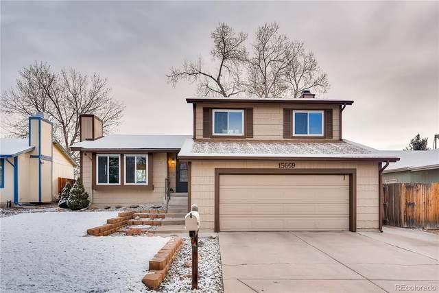 15669 E Purdue Drive, Aurora, CO 80013 (#9320891) :: The Griffith Home Team