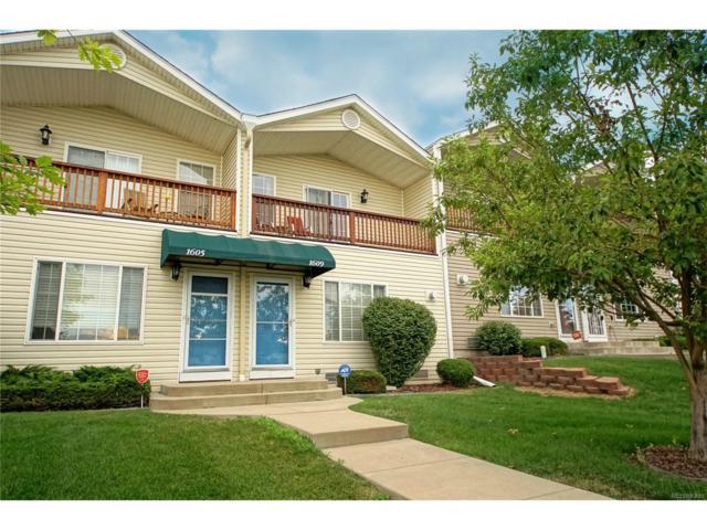 1609 Robb Street, Lakewood, CO 80215 (MLS #9320924) :: 8z Real Estate