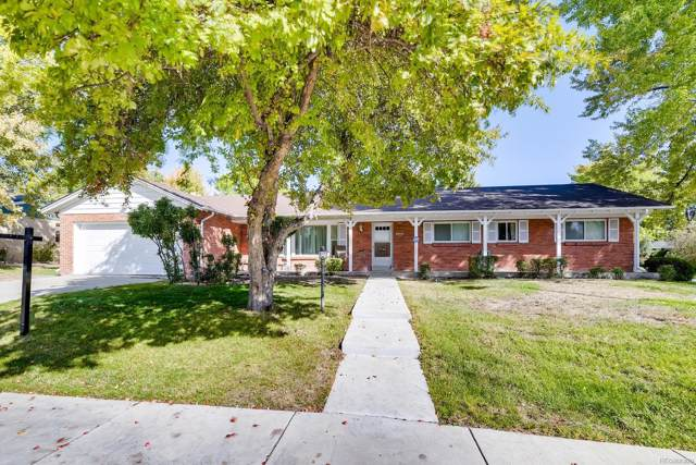 3250 S University Boulevard, Denver, CO 80210 (MLS #9321138) :: 8z Real Estate