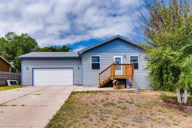 707 5th Street, Kersey, CO 80644 (#9321144) :: Colorado Home Finder Realty