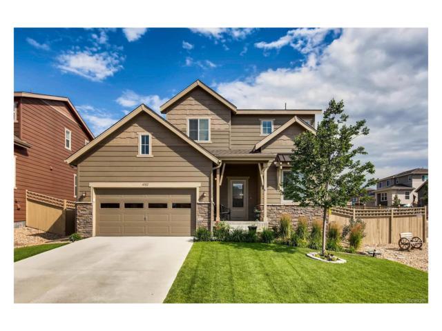 4182 Burnham Place, Castle Rock, CO 80104 (MLS #9321177) :: 8z Real Estate