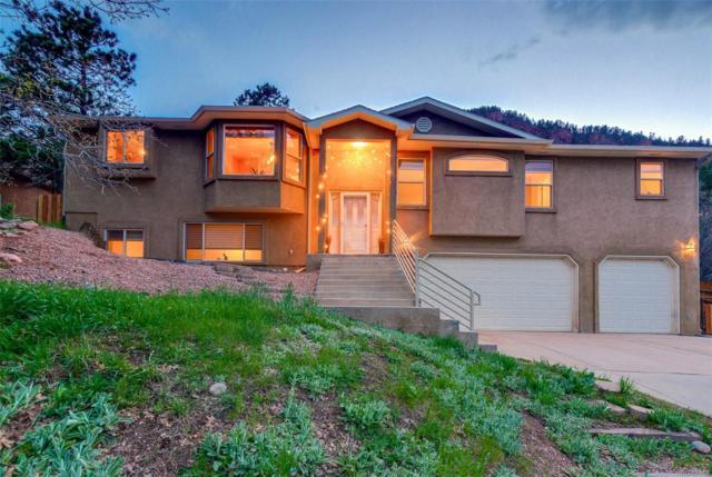 366 Hoover Lane, Palmer Lake, CO 80133 (MLS #9321342) :: 8z Real Estate