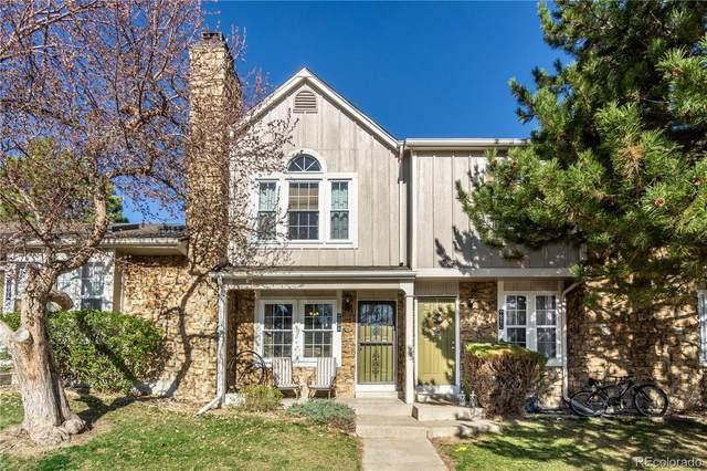 9699 W Chatfield Avenue B, Littleton, CO 80128 (#9321525) :: The Peak Properties Group
