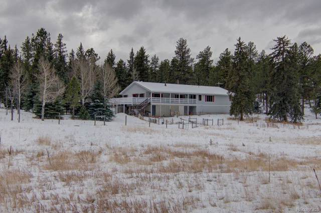 57 Spring Drive, Pine, CO 80470 (#9321549) :: Berkshire Hathaway Elevated Living Real Estate