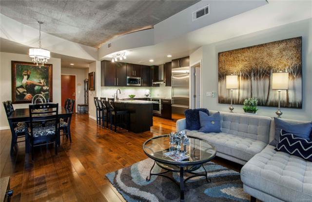 1700 Bassett Street #1818, Denver, CO 80202 (#9322272) :: HomeSmart Realty Group