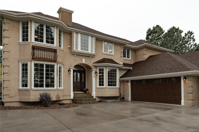 235 Sugarbush Drive, Monument, CO 80132 (MLS #9323013) :: 8z Real Estate