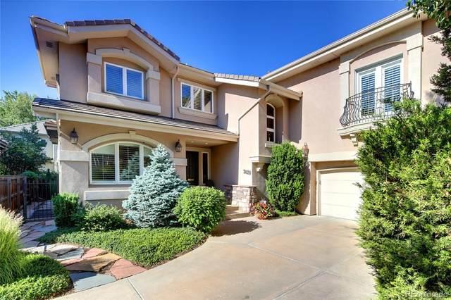 2620 E Cherry Creek South Drive, Denver, CO 80209 (MLS #9323924) :: 8z Real Estate