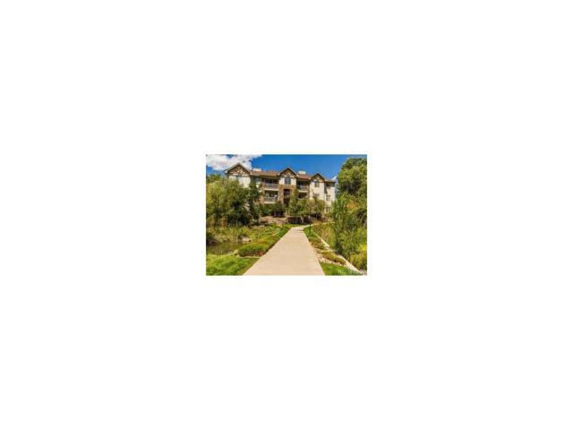 10301 Girton Drive #1, Lakewood, CO 80227 (#9324234) :: RE/MAX Professionals