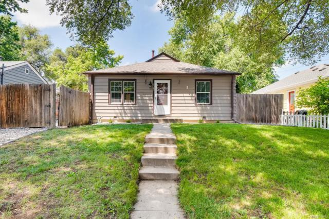 2585 Jay Street, Edgewater, CO 80214 (MLS #9324616) :: 8z Real Estate
