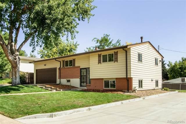 954 S Queen Way, Lakewood, CO 80226 (#9324804) :: Compass Colorado Realty
