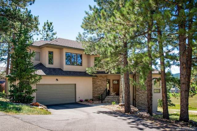31478 Banff Court, Evergreen, CO 80439 (MLS #9325076) :: Bliss Realty Group