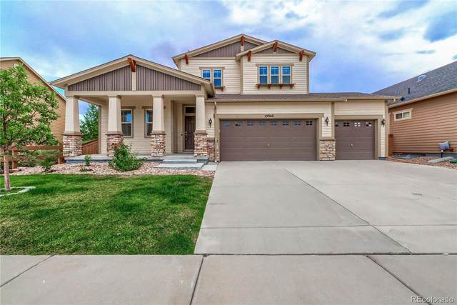15940 Savory Circle, Parker, CO 80134 (#9325708) :: The Harling Team @ HomeSmart