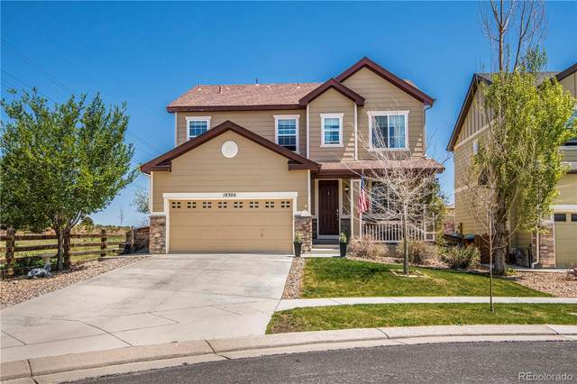 10304 E Telluride Court, Commerce City, CO 80022 (#9325785) :: The Heyl Group at Keller Williams