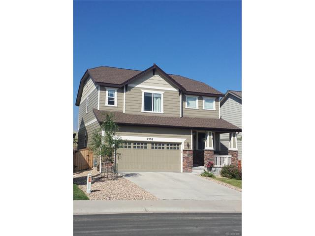 2998 Open Sky Way, Castle Rock, CO 80109 (#9326064) :: The Griffith Home Team